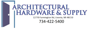 Architechtural Hardware and Supply